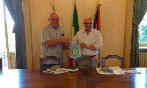 Da Moretta all'Argentina un sacchetto per costruire una statua agli italiani fondatori della città di Rafaela