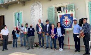 Cherasco ha ricordato i partigiani caduti nell'agosto 1944 a Cerequio