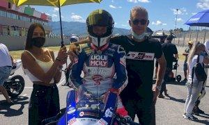 Moto, Arianna Barale chiude 19esima nel Campionato Europeo Femminile