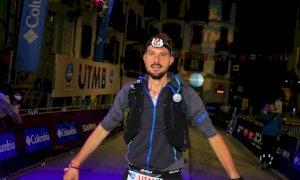 Un cuneese sulle orme di Marco Olmo all'Ultra-Trail del Monte Bianco