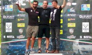 Velocità in salita, Alessandro Renzo Carletto sul podio in Umbria
