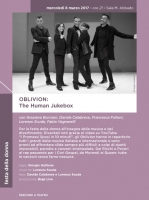 Oblivion: The human jukebox