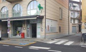 Mondovì, ladri in azione alla farmacia Turco di Breo