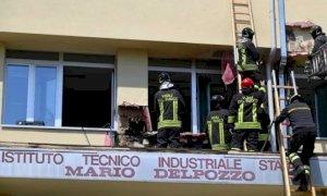 In Consiglio provinciale un ringraziamento al giovane che ha permesso di scongiurare un incendio all'Itis