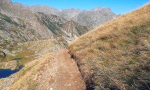 Valle Gesso, il sentiero per il Colle del Vei del Bouc torna ai fasti degli anni '30 del secolo scorso