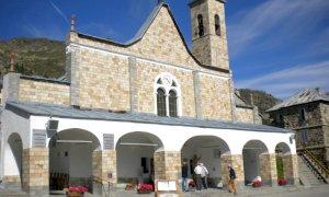 Chiusa per due giorni la strada provinciale per Sant'Anna di Vinadio
