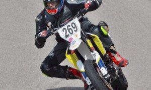 Motociclismo, Stefano Leone terzo in Austria