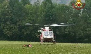 Trovato morto l'escursionista argentino disperso in valle Gesso