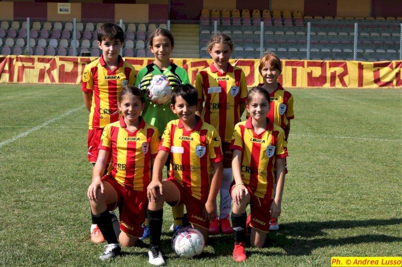 Il Bra sbarca nel mondo del calcio femminile