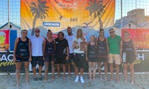 Beach volley, un successo la prima giornata del torneo degli Artisti con tanta Cuneo in campo