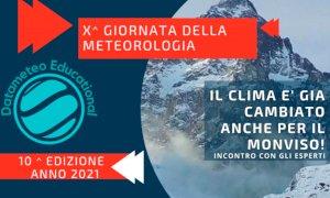 Busca, sabato 18 e domenica 19 la decima Giornata della Meteorologia