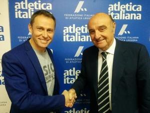 Elio Locatelli direttore tecnico Alto Livello FIDAL nazionale
