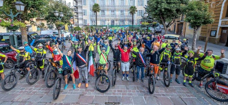 Grande successo per la terza Route del Marguareis