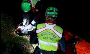Valle Stura: due braidesi si perdono nei pressi del Lago Nero, recuperati a tarda notte dal Soccorso Alpino