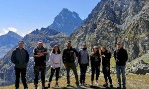 Sei studenti Erasmus alla scoperta del MaB UNESCO Monviso