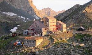 Il rifugio Quintino Sella chiude in anticipo per carenza d'acqua