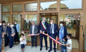 """Cuneo, inaugurata la Scuola dell'Infanzia """"Fillia"""" nel Quartiere San Paolo"""