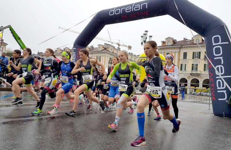 Domani e domenica a Cuneo i Campionati Italiani Giovanili di Duathlon 2021