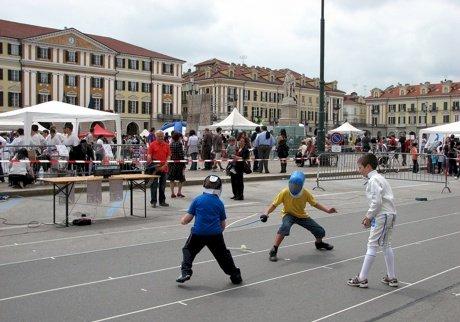 """""""Sport in Piazza"""" torna in molti centri della Granda"""