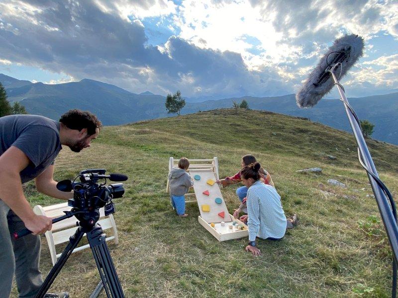 """L'Atl ospita nelle valli cuneesi la casa di produzione """"Alpenway"""""""