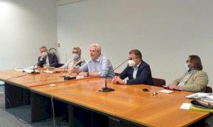 Continuano gli incontri Provincia-Comuni sul Pnrr per i finanziamenti europei