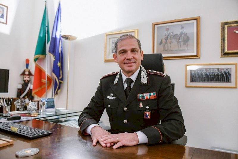 """Il colonnello Del Gaudio saluta la Granda: """"Un territorio che mi ha colpito tantissimo"""""""