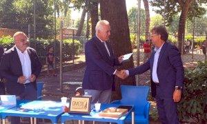 Informazione contro la mafia, premiato a Firenze il giornalista Gianni Scarpace