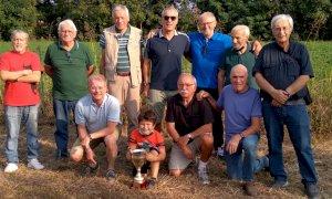 Calcio, rimpatriata tra ex all'inaugurazione del museo dedicato alla Saetta