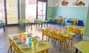 Primi dieci giorni di scuola senza mensa: