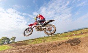 Motocross: Fabrizio Fissolo, terzo ad Orbassano, comanda il Regionale ASI