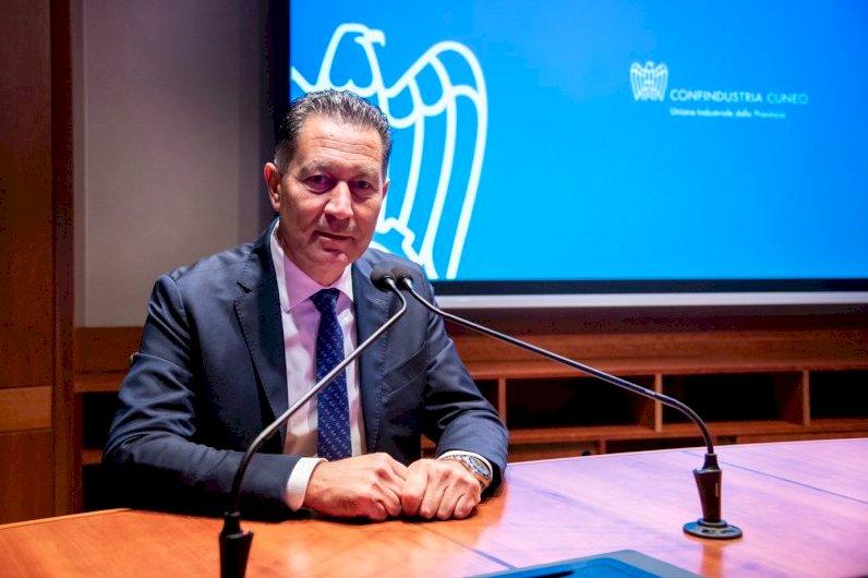 Il presidente della Camera di Commercio Mauro Gola