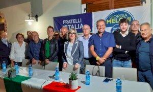Beinette, eletto il nuovo Direttivo del Circolo di Fratelli d'Italia
