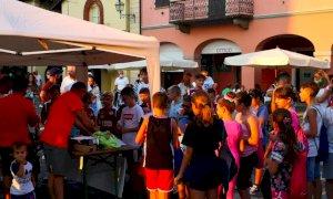 Moretta, 150 bambini alla festa dello sport in piazza