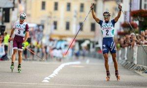 Al via i Mondiali di skiroll, atleti cuneesi tra i protagonisti