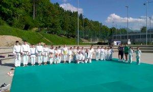 Riapre il Judo Buzzi Unicem a Robilante, prossimamente anche a Borgo San Dalmazzo