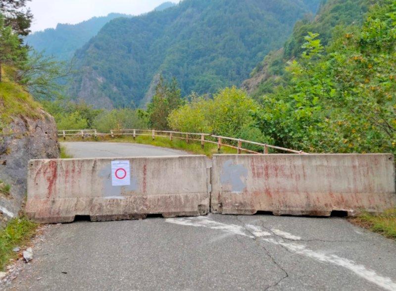 """Il vallone di Elva chiuso dal 2014, Confagricoltura scrive alla Provincia: """"Disagi innumerevoli"""""""