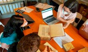 Cherasco, concluse le lezioni della 'Summer school' dedicata al libro antico