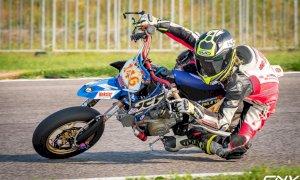 Motociclismo, Francesca Cagna è tornata in pista nel Campionato MotoASI