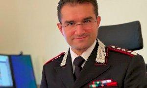 Il comandante provinciale dei Carabinieri si presenta: