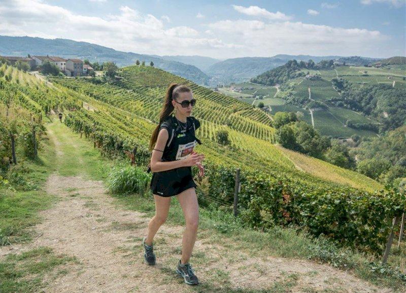 Domenica c'è il Trail del Moscato a Santo Stefano Belbo