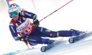Allenamenti in Svizzera per Marta Bassino: tra un mese al via la Coppa del Mondo