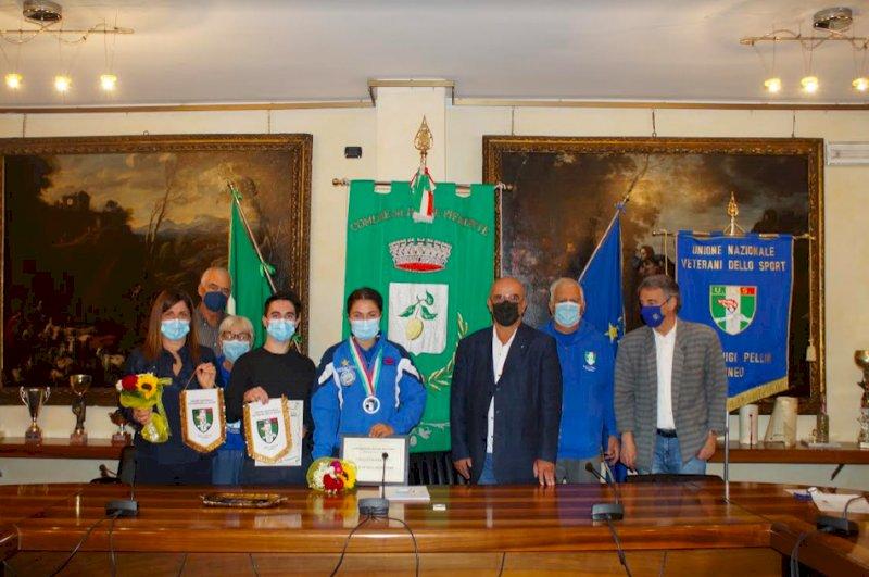 I veterani dello sport hanno scelto di assegnare il titolo di 'Atleta dell'anno' alla sciatrice Saracco