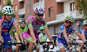 A Cuneo prosegue il Bike Festival: ieri la pedalata con Giovanni Visconti