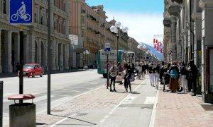 Cuneo, si riposizionano alcune pensiline di attesa dei bus in città e nelle frazioni