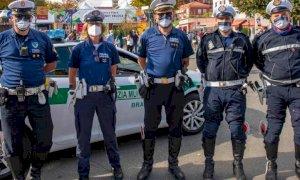 Cheese 2021, la Polizia Locale di Bra ha messo in campo oltre 50 agenti