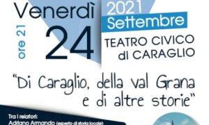 Caraglio, venerdì 24 Cuneodice.it organizza una serata culturale al Teatro Civico