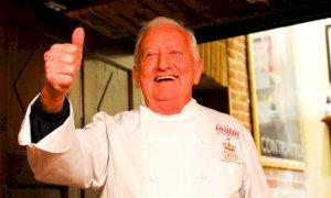 Cervere piange lo chef Renzo Vivalda dell'Antica Corona Reale