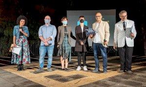 Lo scrittore cuneese Antonio Ferrero premiato al Festival del Libro e della Cultura di Catania