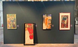 Ad Alba la mostra dedicata a Piero Simondo, protagonista delle avanguardie artistiche del Novecento