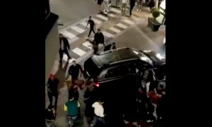 """""""Non è Caracas, ma il centro di Bra"""": Crosetto posta il video di un assalto a un Suv"""